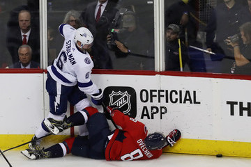 Anton Stralman Tampa Bay Lightning Vs. Washington Capitals - Game Six