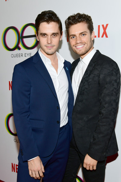 Antoni Porowski And Joey Krietemeyer Photos