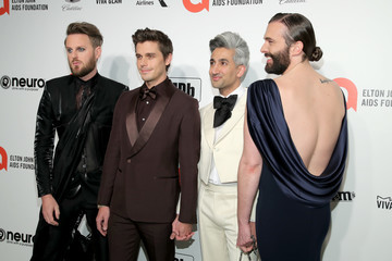 Antoni Porowski 28th Annual Elton John AIDS Foundation Academy Awards Viewing Party Sponsored By IMDb, Neuro Drinks And Walmart - Arrivals