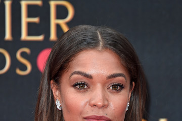 Antonia Thomas The Olivier Awards 2019 With MasterCard - Red Carpet Arrivals