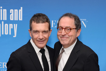 "Antonio Banderas Michael Barker Sony Pictures Classics Celebrates The Cast Of ""Pain & Glory"""