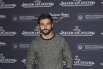 Antonio Velazquez 63rd San Sebastian Film Festival: Jaeger-LeCoultre and Aladina Charity Project Press Conference