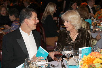 Antony Gormley The Duchess of Cornwall Attends the Man Booker Prize