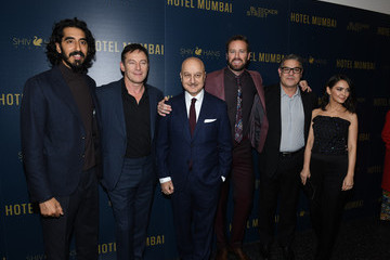 Anupam Kher 'Hotel Mumbai' New York Screening