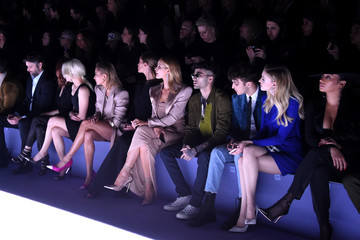 Anwar Hadid Tom Ford Fall/Winter 2018 Women's Runway Show