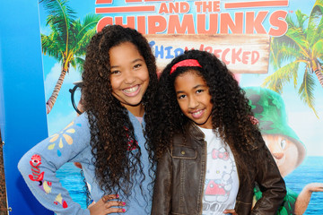 "Aoki Lee Simmons Twentieth Century Fox Home Entertainment's ""Alvin And The Chipmunks: Chipwrecked"" Blu-ray And DVD Release Party"
