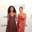 Aoki Lee Simmons Russell Simmons' Rush Philanthropic Arts Foundation Hosts the Midnight at the Oasis Annual Art for Life Benefit - Arrivals