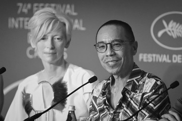 """Apichatpong Weerasethakul """"Memoria"""" Press Conference - The 74th Annual Cannes Film Festival"""
