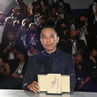 Apichatpong Weerasethakul Palme D'Or Winner Photocall - The 74th Annual Cannes Film Festival