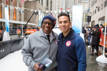 "Apolo Anton Ohno NBC's ""Today"" Season 66"