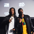 Snoop Dogg & Wiz Khalifa Photos