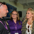 April Deeds Country Music Stars Attend The Brickyard 400 Presented By Big Machine Record Label