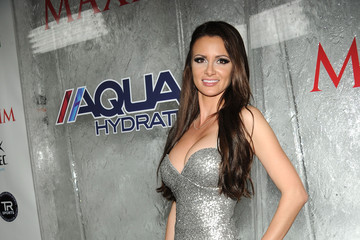 "April Rose MAXIM Magazine's ""Big Game Weekend"" Sponsored By AQUAhydrate - Day 2"