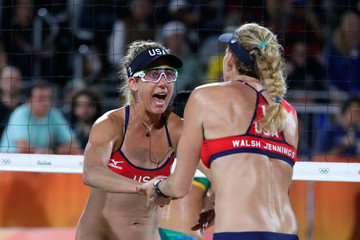 April Ross Beach Volleyball - Olympics: Day 11