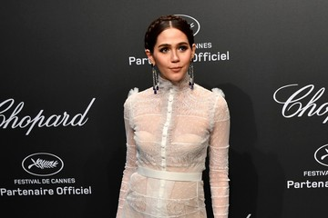 Araya Hargate Chopard Party - The 70th Annual Cannes Film Festival