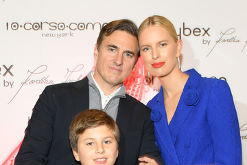 Archie Drury The CYBEX By KAROLINA KURKOVA Collection Launch Event At 10 Corso Como New York