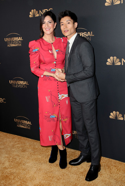 NBC And Universal EMMY Nominee Celebration - Arrivals