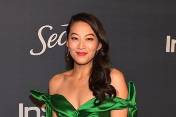 Arden Cho The 2020 InStyle And Warner Bros. 77th Annual Golden Globe Awards Post-Party - Red Carpet