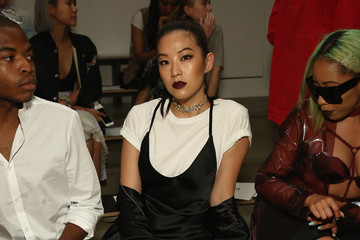 Arden Cho Chromat - Front Row - September 2016 - MADE Fashion Week