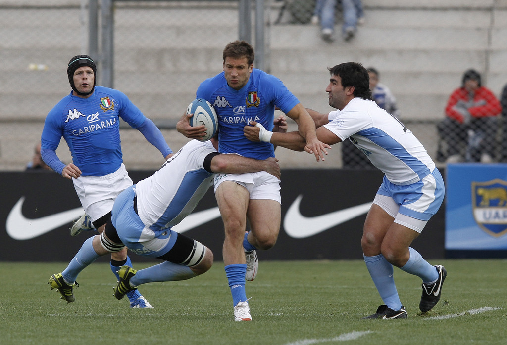 Image result for Argentina vs Italy rugby pic