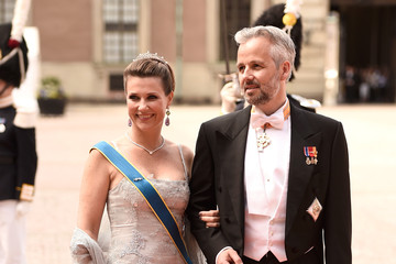 Ari Behn Ceremony And Arrivals: Wedding of Prince Carl Philip of Sweden and Sofia Hellqvist