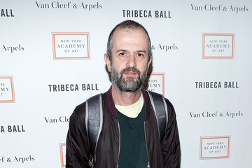 Ari Marcopoulos Arrivals at the 2013 Tribeca Ball