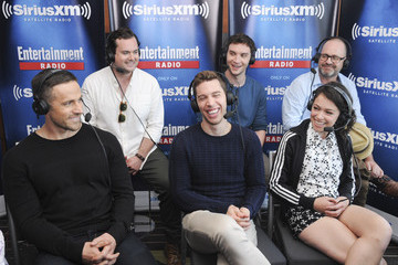 Ari Millen SiriusXM's Entertainment Weekly Radio Channel Broadcasts From Comic-Con 2015