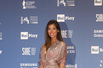 Ariadna Romero 64. David Di Donatello - Red Carpet