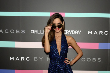 Ariadne Artiles #MBMJSUNNIES Party in Barcelona