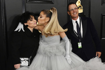 Ariana Grande Edward Butera 62nd Annual GRAMMY Awards – Arrivals