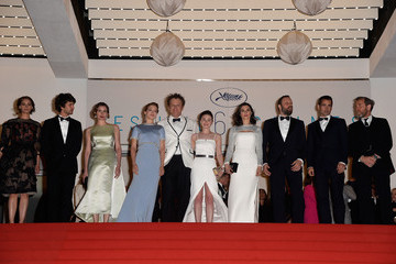 Ariane Labed Angeliki Papoulia 'The Lobster' Premiere - The 68th Annual Cannes Film Festival