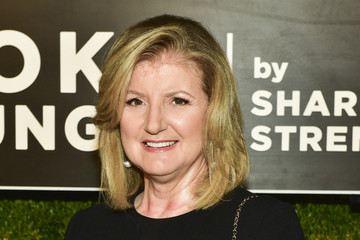 Arianna Huffington Los Angeles No Kid Hungry Dinner  - Arrivals