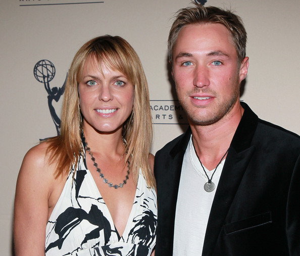 Arianne Zucker and husband
