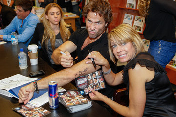 Arianne Zucker Shawn Christian 'Days of Our Lives: Better Living' Book Tour Stop