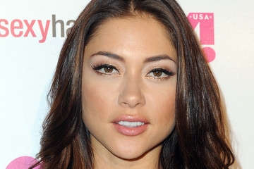 Arianny Celeste Arrivals at OK Magazine's So Sexy L.A. Event