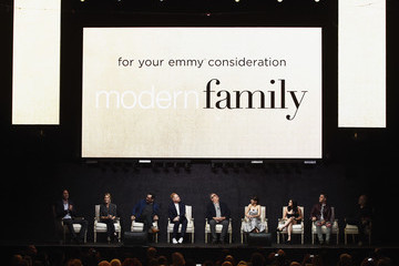 Ariel Winter Ty Burrell FYC Event For ABC's 'Modern Family' - Inside