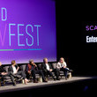 "Arielle Kebbel SCAD aTVfest 2020 - ""Lincoln Rhyme: Hunt For The Bone Collector"""
