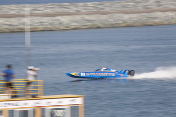Arif Al Zaffain UIM XCAT World Series 2016 - Round 1, Fujairah GP - Day 2