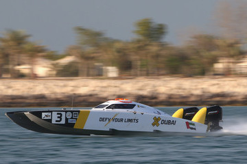 Arif Al Zaffain UIM XCAT World Series - Round 6, Abu Dhabi GP - Day 2