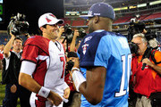 Matt Leinart and Vince Young Photos Photo
