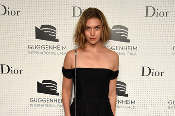 Arizona Muse Guggenheim International Gala Pre-Party Made Possible By Dior