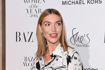 Arizona Muse Harper's Bazaar Women Of The Year Awards - Red Carpet Arrivals