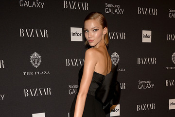 Arizona Muse Samsung GALAXY At Harper's BAZAAR Celebrates Icons By Carine Roitfeld