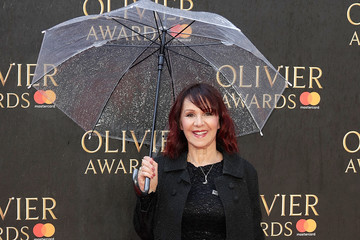 Arlene Phillips The Olivier Awards With Mastercard - Red Carpet Arrivals