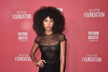 Arlissa SAG-AFTRA Foundation's 3rd Annual Patron Of The Artists Awards - Arrivals