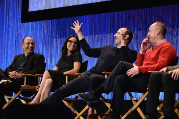 Armando Iannucci 'Veep' Honored at PaleyFest