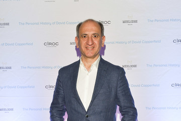 Armando Iannucci 'The Personal History Of David Copperfield' World Premiere Party Hosted By CÎROC Vodka