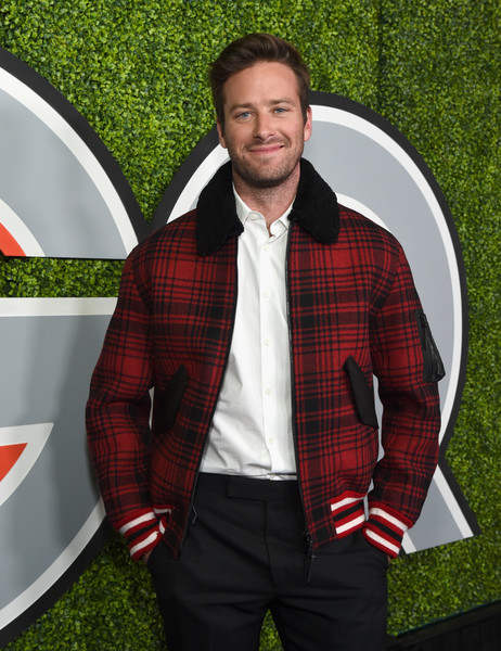 Armie Hammer Armie Hammer Photos 2017 Gq Men Of The Year Party Arrivals Zimbio
