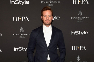 Armie Hammer 2018 HFPA And InStyle's TIFF Celebration