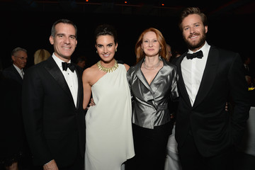 Armie Hammer LACMA 50th Anniversary Gala Sponsored By Christies - Inside